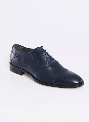 %100 Deri Bağcıklı Klasik Ayakkabı-Altınyıldız Classics